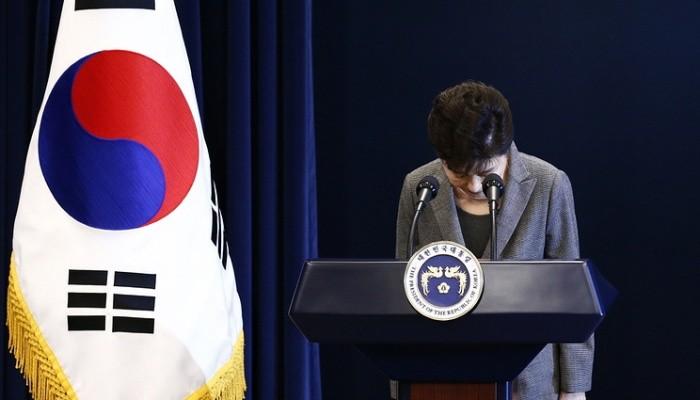 ВЮжной Корее из-за импичмента президенту может расколоться правящая партия