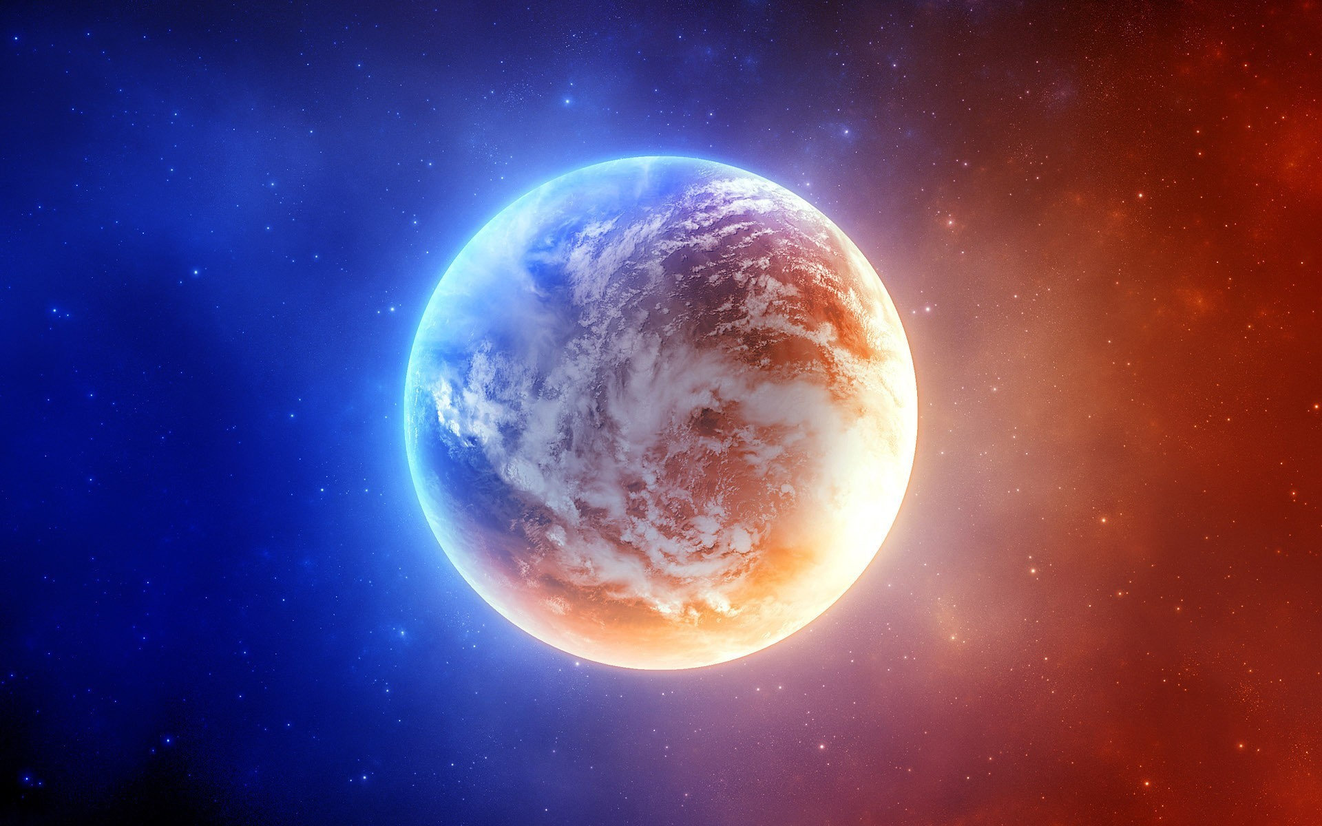 Наэкзопланете Proxima b множество льда иоблаков— Ученый