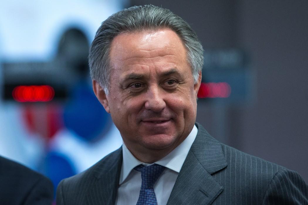 Мутко стал кандидатом отУЕФА для Совета ФИФА