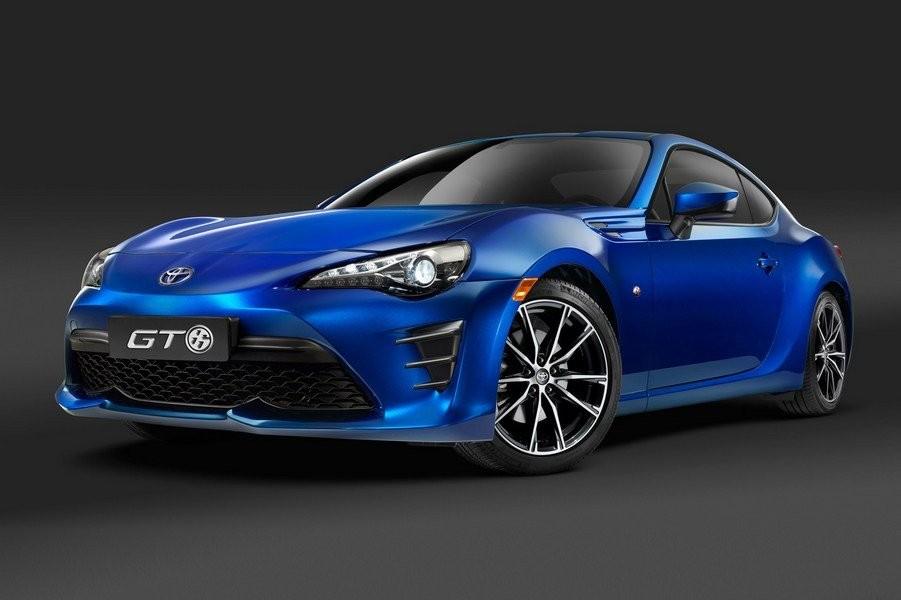 В Тойота объявлен отзыв нового купе GT86