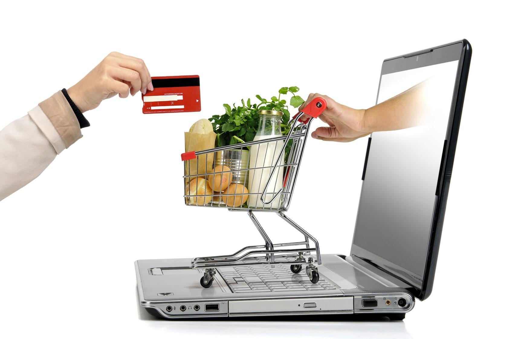 Жители России стали чаще делать покупки в электронных магазинах