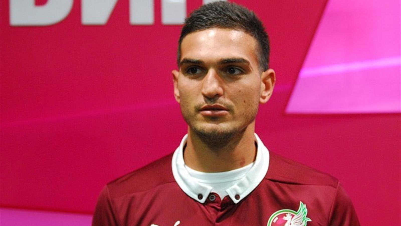 Сумма трансфера Оздоева в«Локомотив» составит приблизительно шесть млн. евро