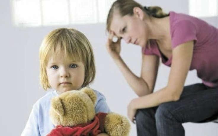 Почему матери-одиночки чувствуют себя неменее больными?