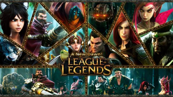 League ofLegends стала самой прибыльной киберспортивной игрой в нынешнем 2016 году