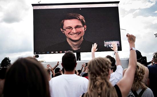 Съезд США объявил осотрудничестве Сноудена сроссийскими спецслужбами