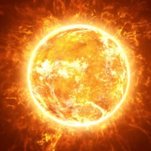 Ученые пояснили, почему поверхность Солнца вращается медленнее его ядра