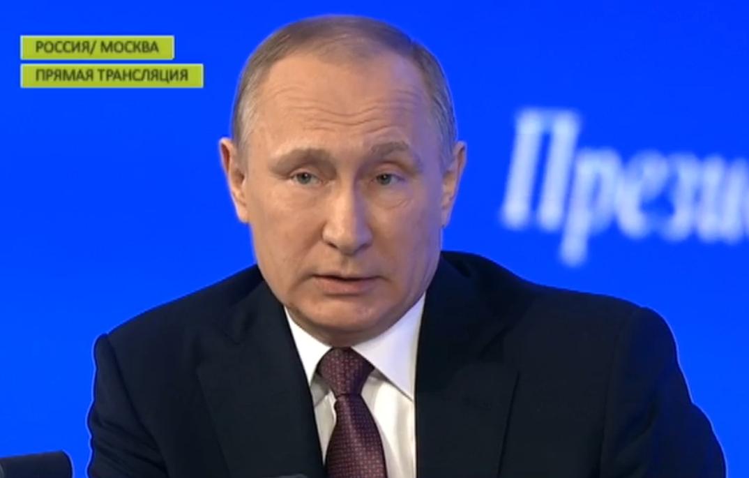 Вопрос доутра: Путин поведал про осуществление «майских указов»