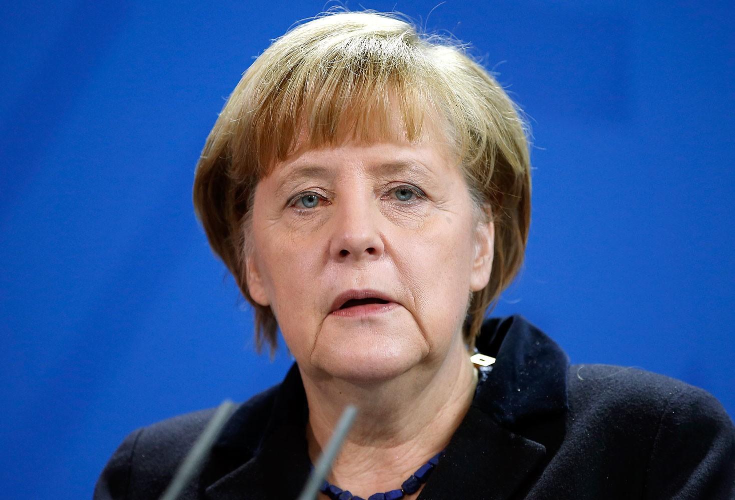 Меркель пообещала сделать выводы ипринять меры— Теракт вБерлине