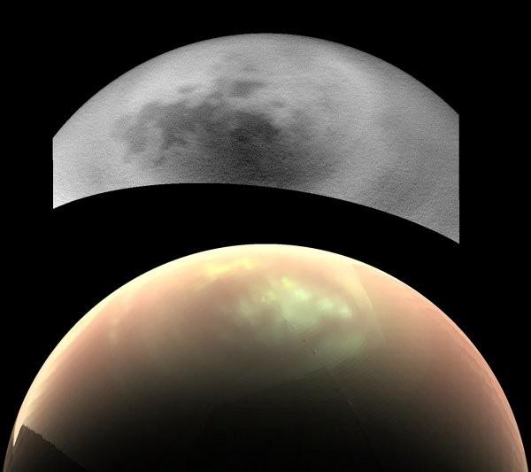 Астрономов шокировали загадочные «невидимые» облака наТитане