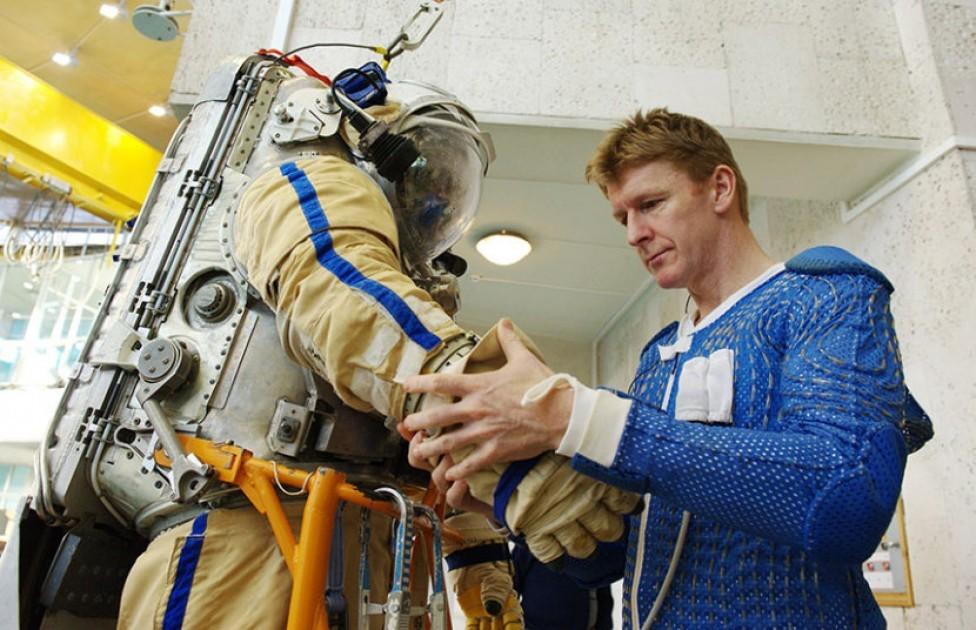ВСША скончался 2-ой замесяц астронавт