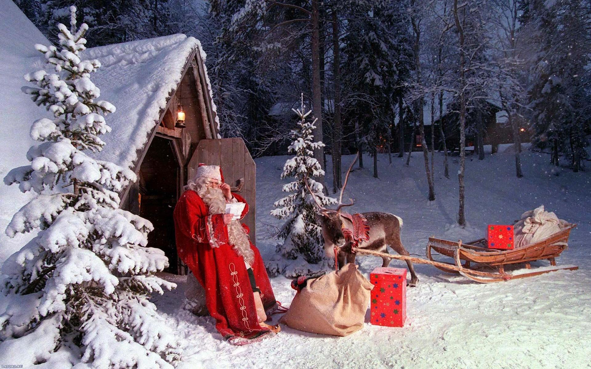 Ученые определили, вкаком городе лучше жить Санта-Клаусу