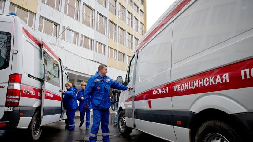 Молодой петербуржец выпал с6-го этажа вКупчино