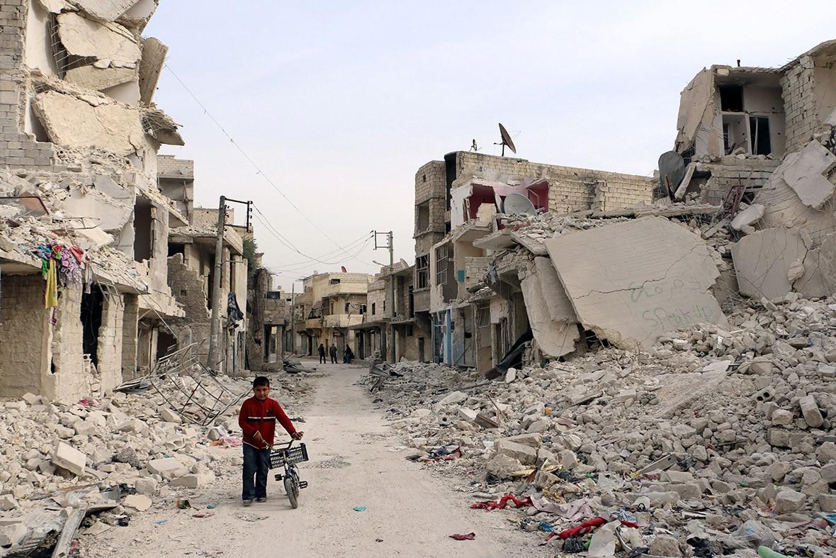 Мощнейший взрыв прогремел навостоке Алеппо, погибли три человека