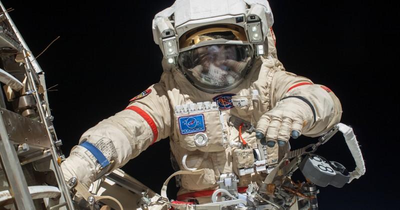 Американские учёные создали новый скафандр для астронавтов