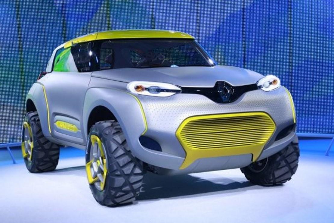 Компания Рено выпустит новый общедоступный электромобиль