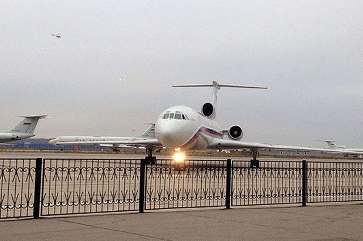 Разбившийся Ту-154 три раза проходил капремонт