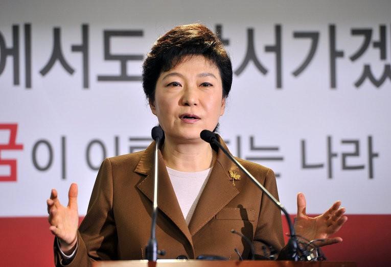 Генпрокуратура Южной Кореи проведет обыски вкабинете Пак Кын Хе