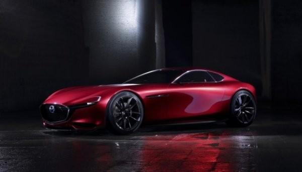 Мазда презентует купе наоснове RX-Vision в 2019-ом
