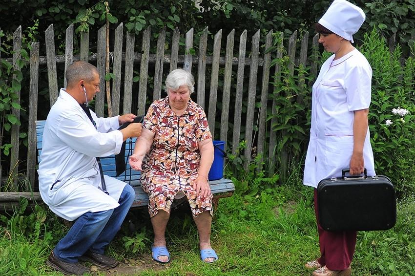 Сельские медработники вПсковской области могут получить млн руб.