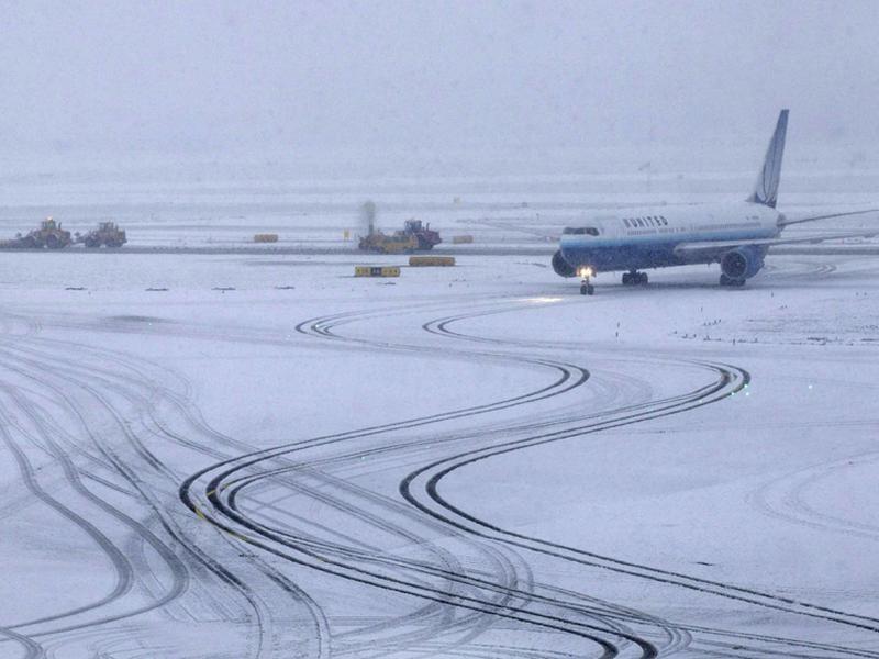 В столичных аэропортах отменены 34 рейса
