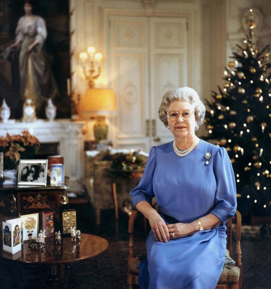Королева елизавета 2 рождественское поздравление фото 904