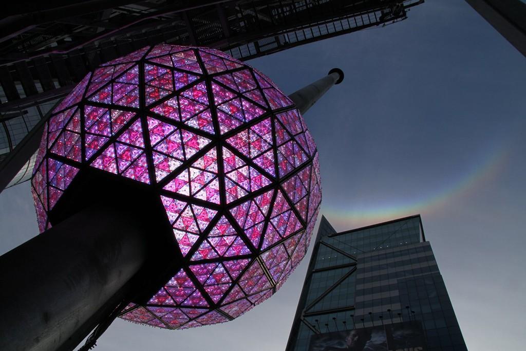 Пан ГиМун начнет встречный отсчет доНового года вНью-Йорке