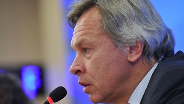 Пушков: нельзя ожидать близости Трампа cРоссией повсем задачам
