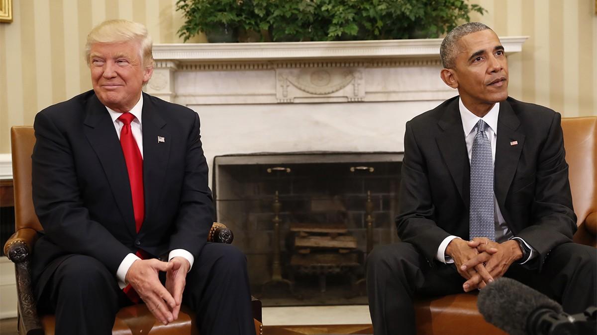 Трамп: Обама непобедилбы меня навыборах