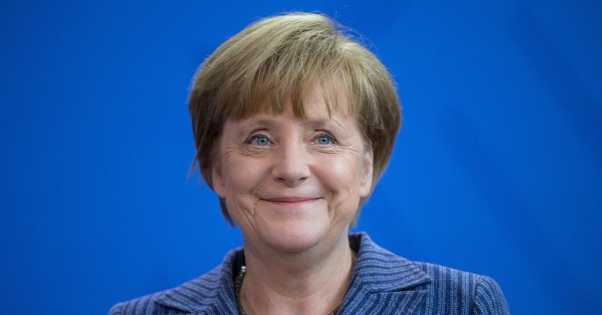 Канцлеру Германии доверяют 56% граждан страны