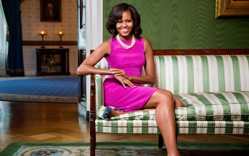 Мишель Обама попал всписок икон стиля 2016 года