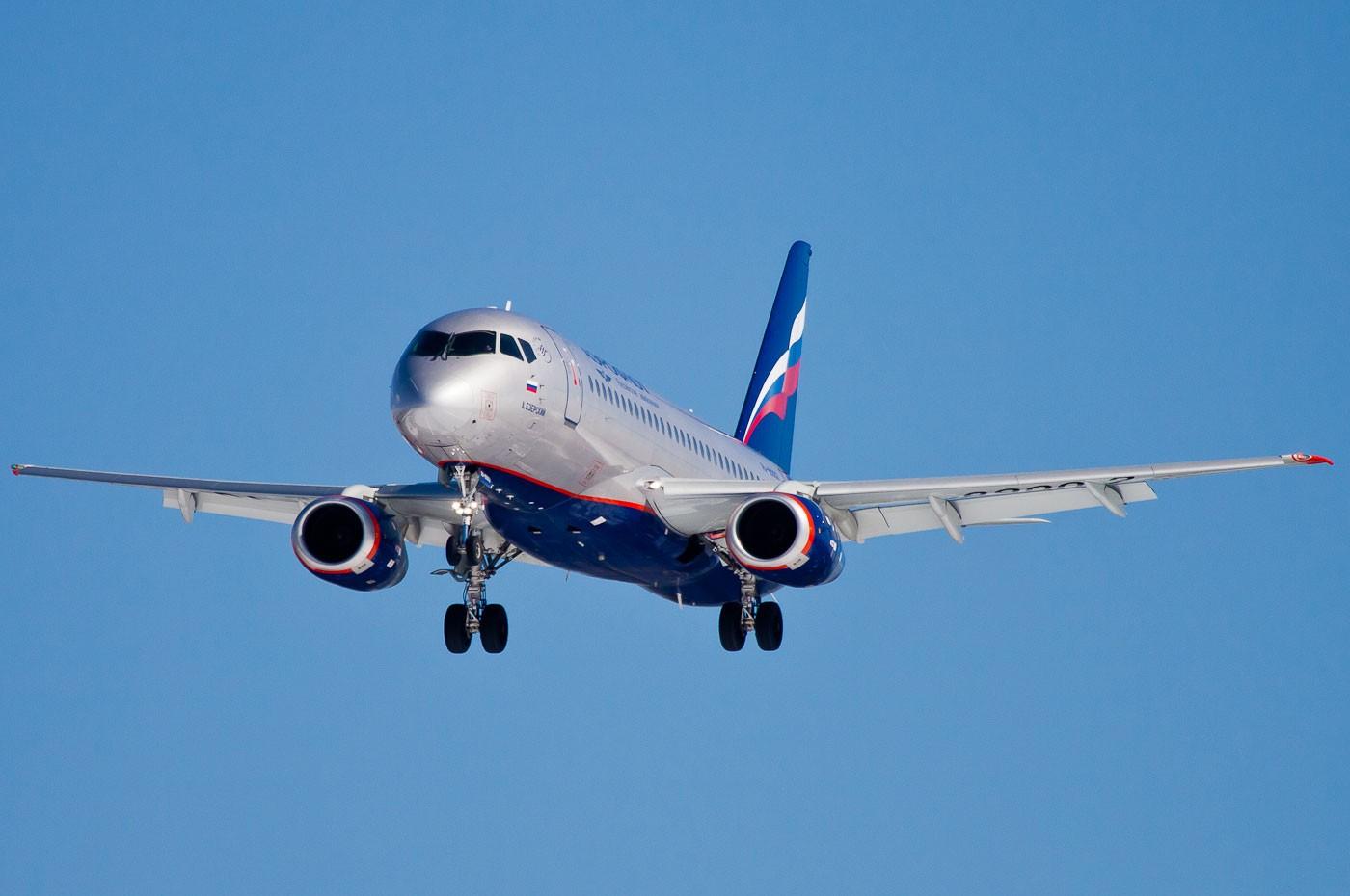ВМексике проверяет русские Superjet 100 из-за сообщений одефекте