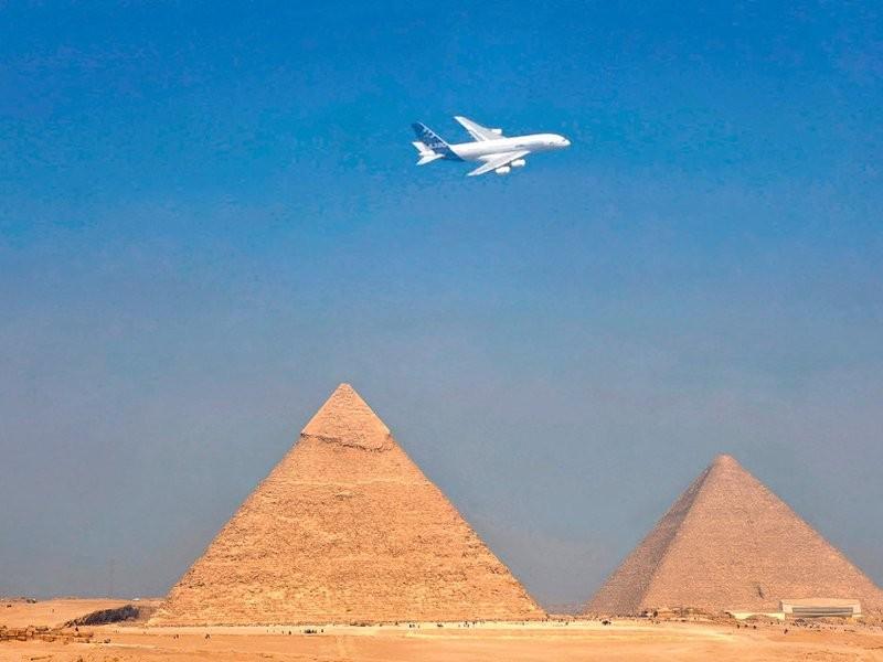 Соглашение поавиабезопасности между Россией иЕгиптом готово кподписанию