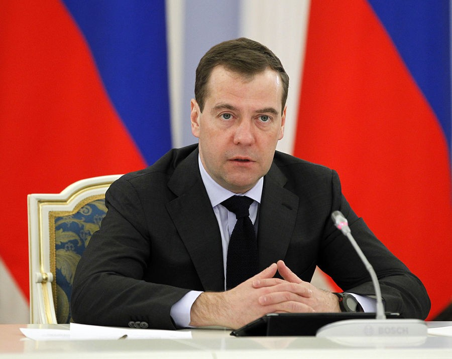 Медведев позволил 20 регионам РФ сделать зоны территориального развития
