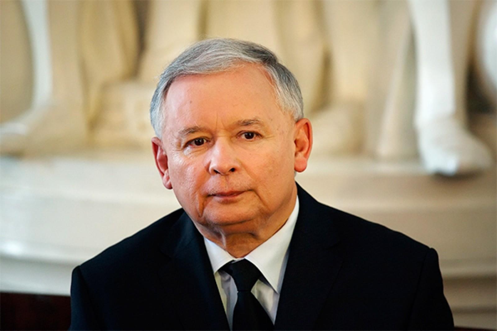 Качиньский назвал попыткой путча блокирование иштурм Сейма