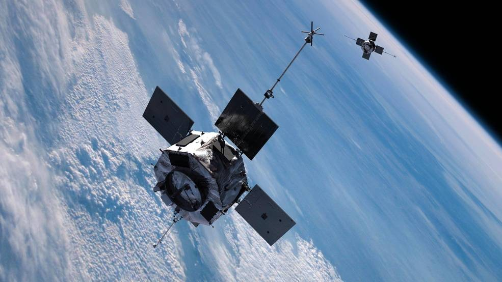 Китай запустил в космос два дистанционных спутника для мониторинга поверхности Земли