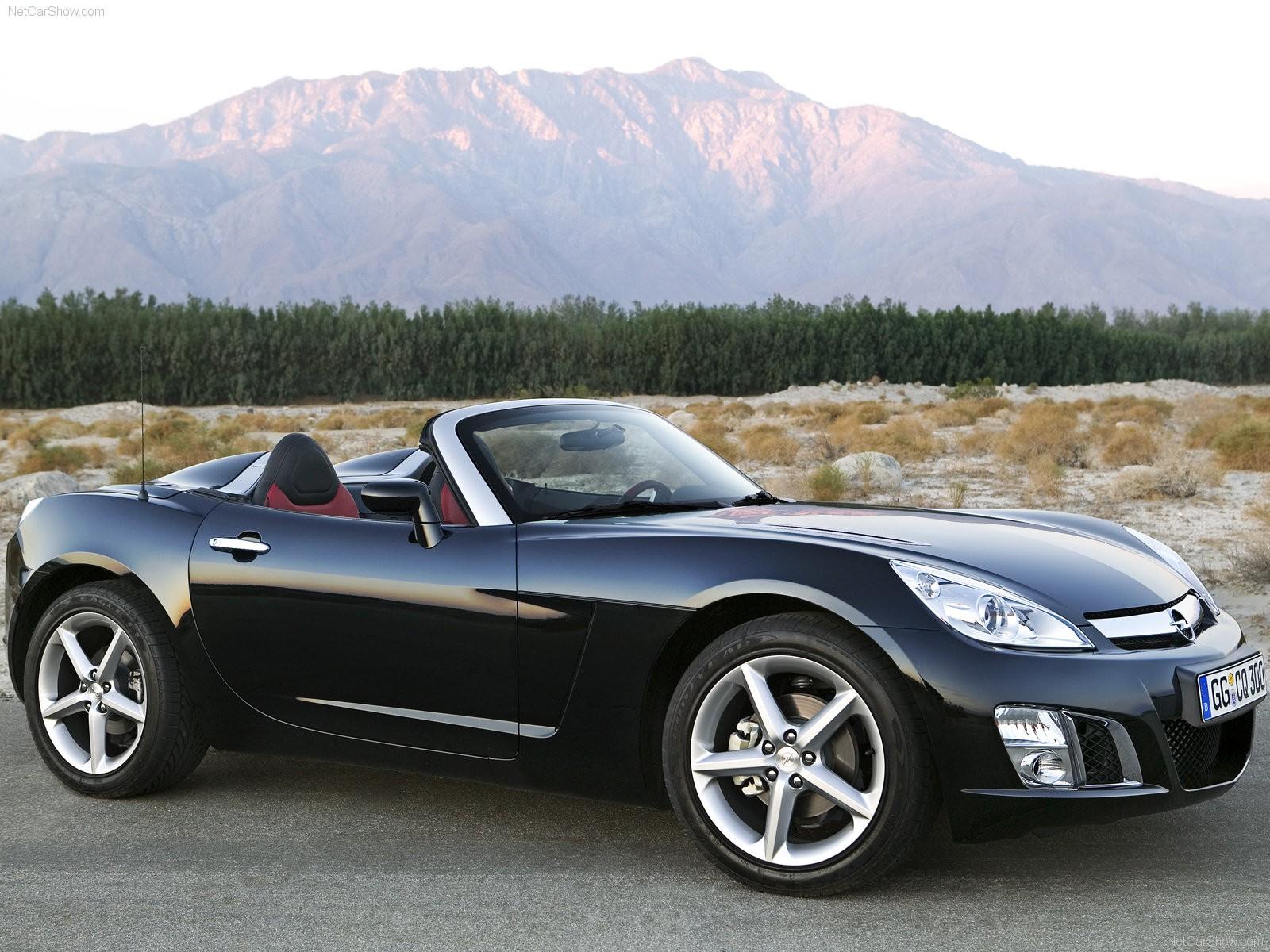 Опель неторопится запускать всерию концепт-кар GT