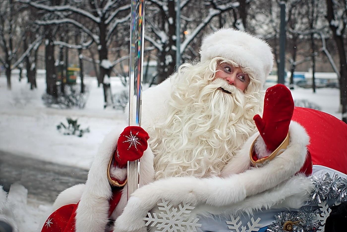 Блогер сумел доказать существование Санта-Клауса