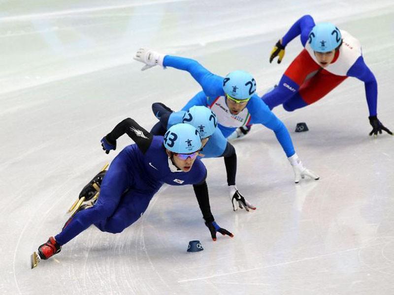 АниКонстантинова выиграли чемпионат РФ пошорт-треку
