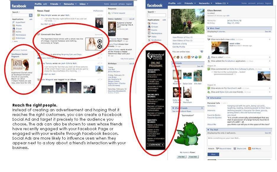 Социальная сеть Facebook покупает данные опользователях иведет заними слежку