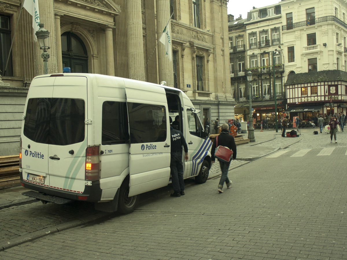 Наюге Бельгии эвакуированы вокзал исуд