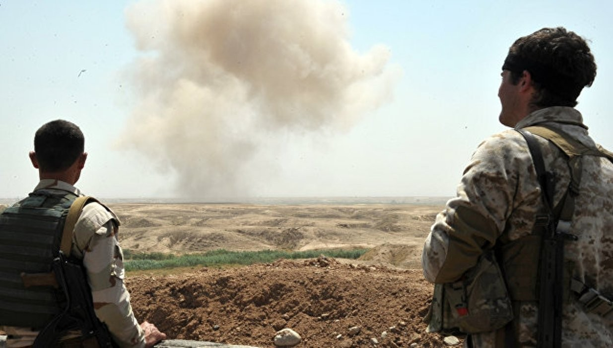 ВСТурции уничтожили одного изглаварейИГ вСирии