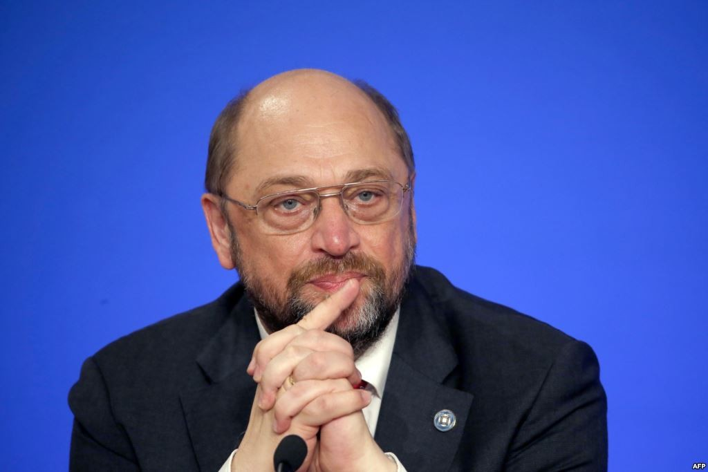 Мартин Шульц передумал участвовать ввыборах канцлера Германии