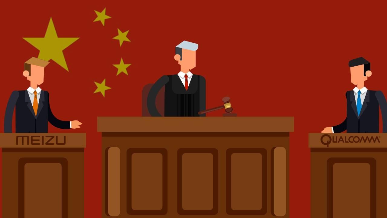 Meizu иQualcomm подписали патентное соглашение