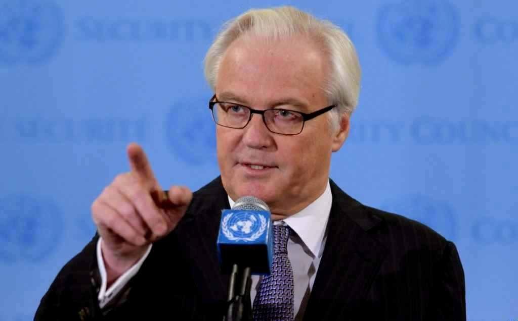 Чуркин сказал, как США «воюет» сдетьми русских дипломатов
