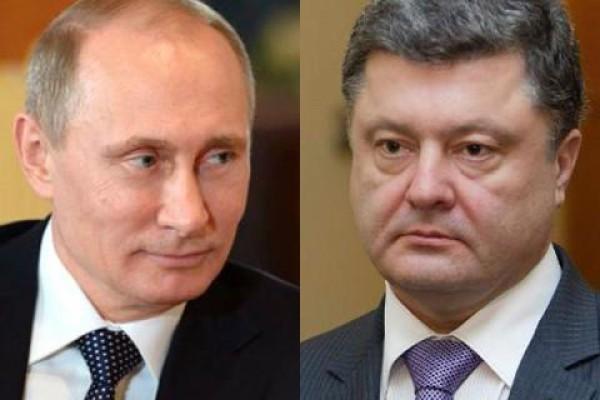 Путин незахотел поздравлять сНовым годом Порошенко иОбаму