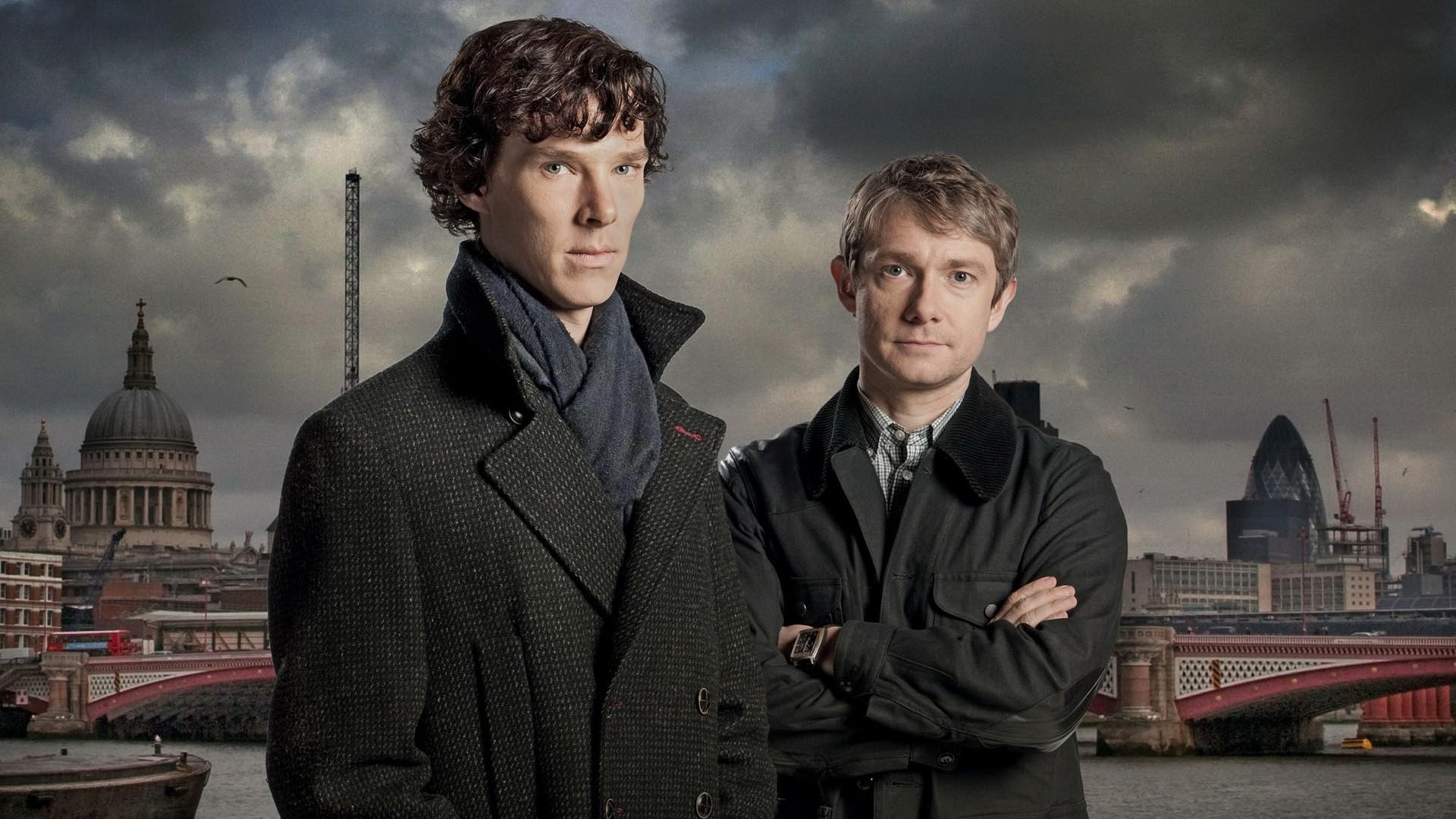 Новый сезон английского сериала «Шерлок» будет неменее мрачным, чем прошлые
