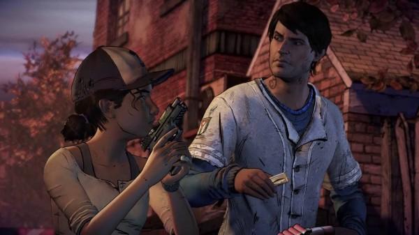 The Walking Dead: A New Frontier преобразилась в лучшую сторону