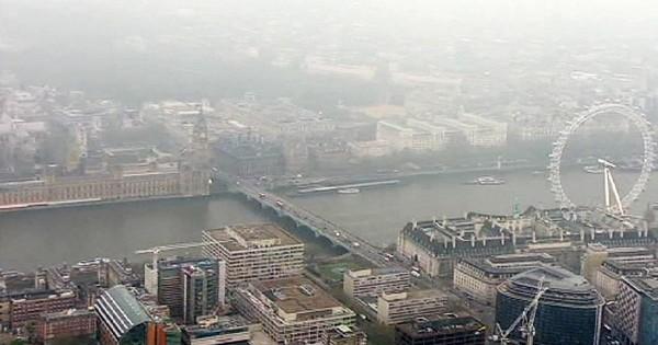 Ученые считают европейский воздух все еще недостаточно чистым