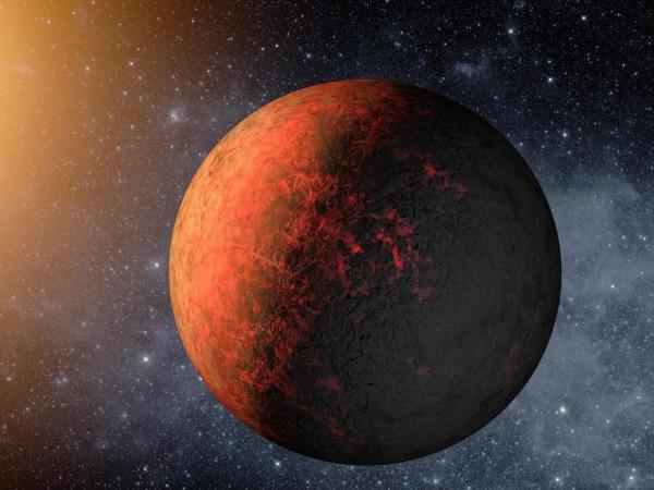 Учёные: В доисторическое время Марс был покрыт льдом