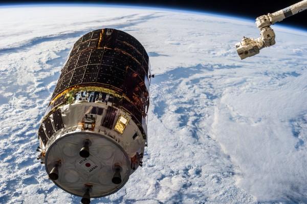 Японский космический аппарат для доставки груза на МКС будет запущен 9 декабря